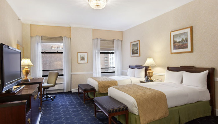 Deluxe Guest Rooms The Drake Hotel Chicago